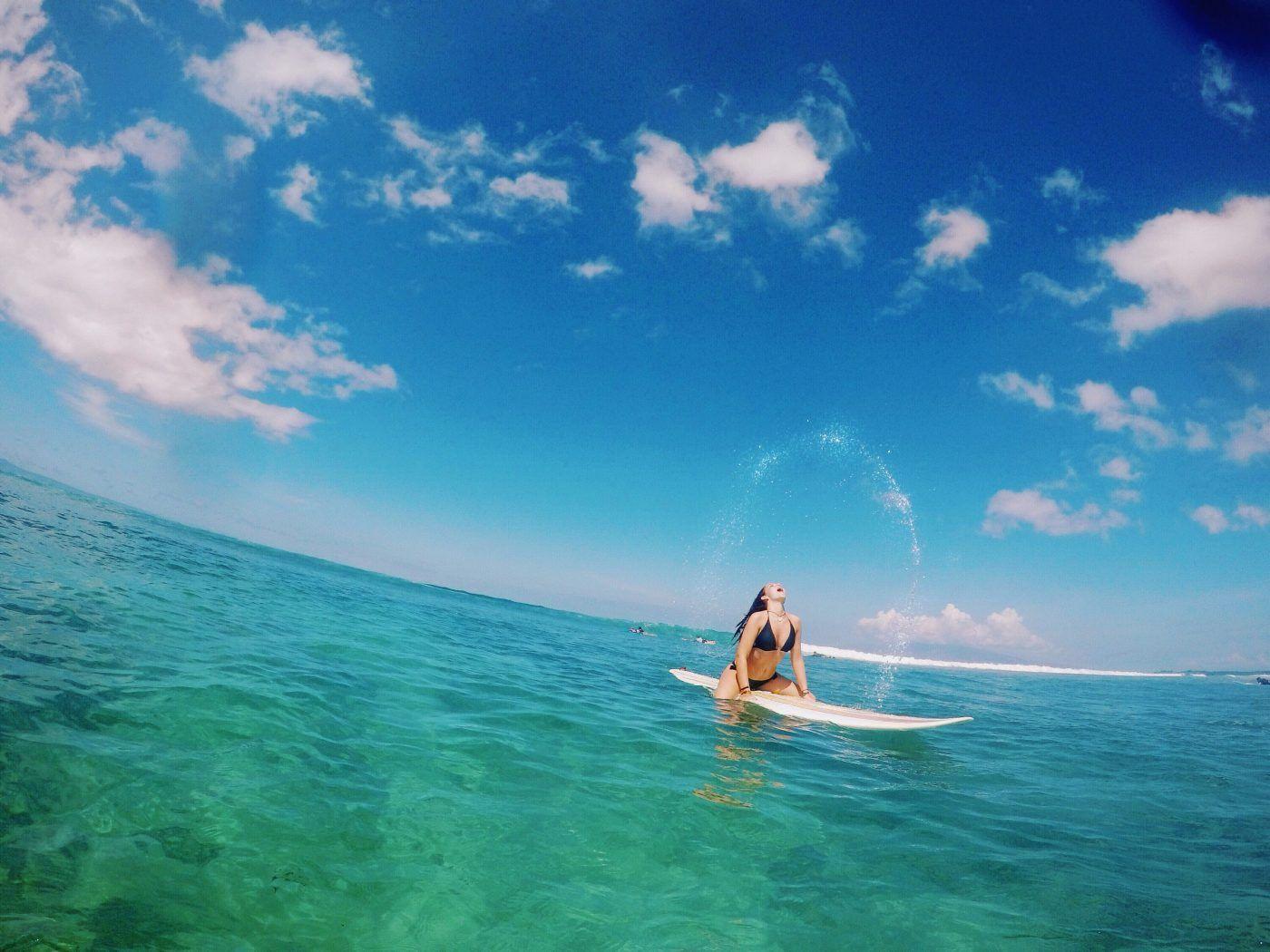 HAWAII, BOMBAY, es un paraíso…