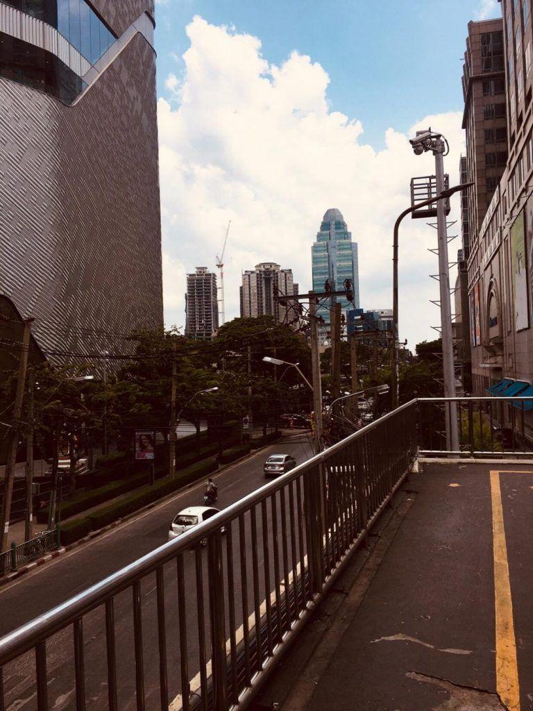 TAILANDIA. BANGKOK LO TIENE.¿TE IMAGINAS QUE TE PASA ALGO PARECIDO?