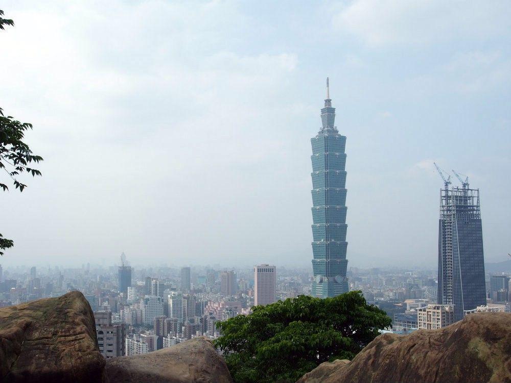 """TAIWAN. EN EL OCEANO PACIFICO ESTA """"LA ISLA HERMONOSA""""."""